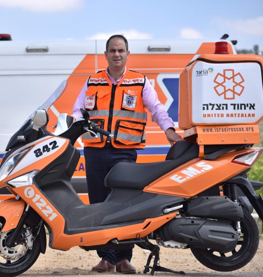 Innovator Highlight: First Responder Geo-locator and Ambucycle