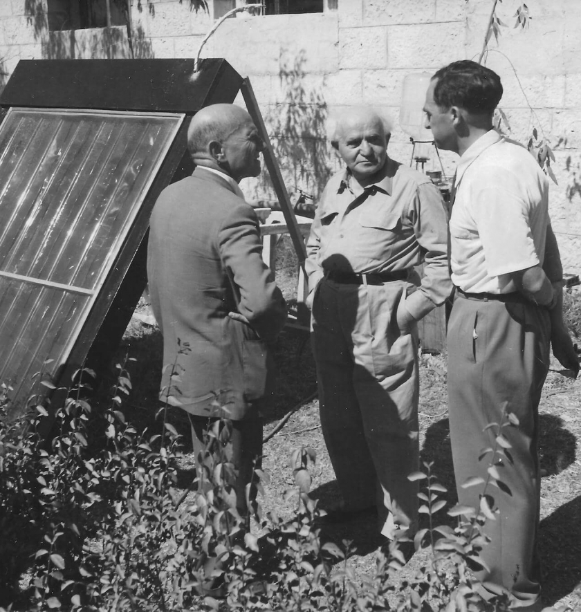 Innovator Highlight: Solar Energy and Solar Water Collection