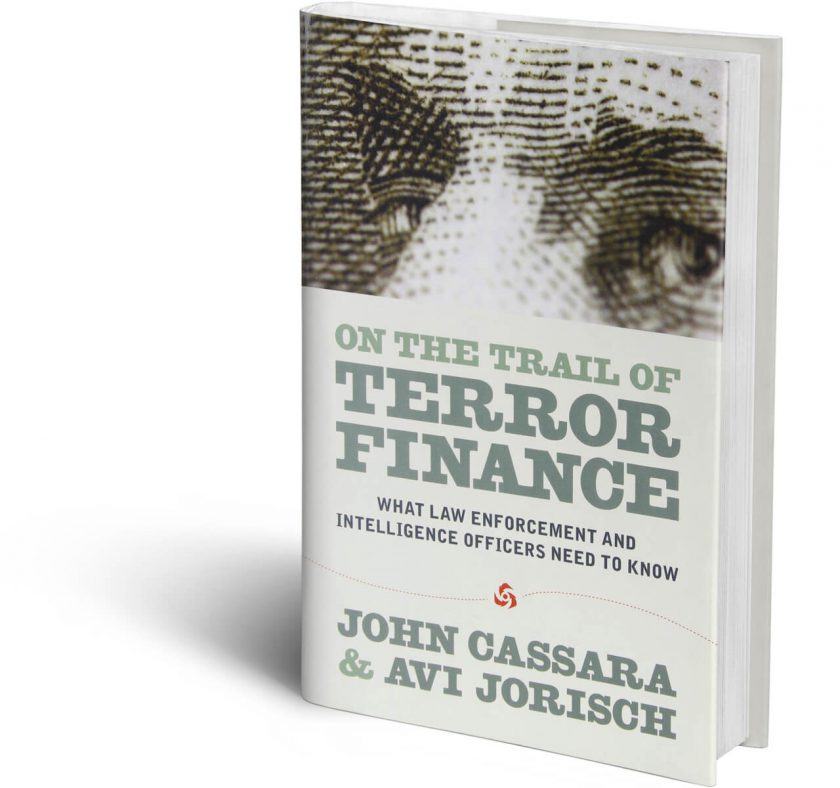3D Book Cover: On the Trail of Terror Finance