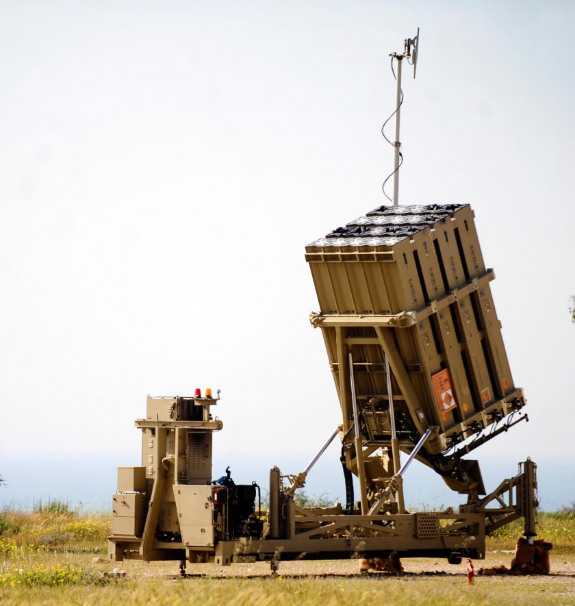Innovator Highlight: Iron Dome Missile System
